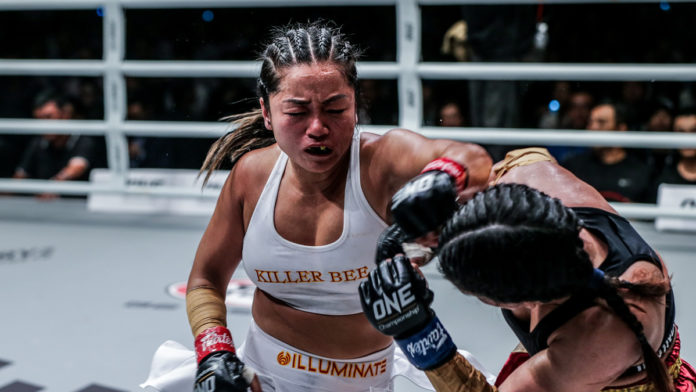 Bi Nguyen faces Stamp Fairtex in MMA bout