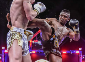 Buakaw Banchamek faces Chris Ngimbi in Kun Khmer