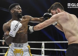 GLORY 70 Lyon: Doumbe vs Groenhart fight card