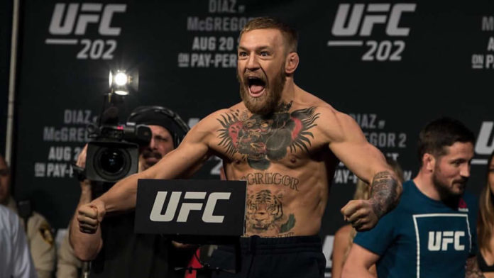 Conor McGregor returns on Jan 18 at T-Mobile Arena in Las Vegas