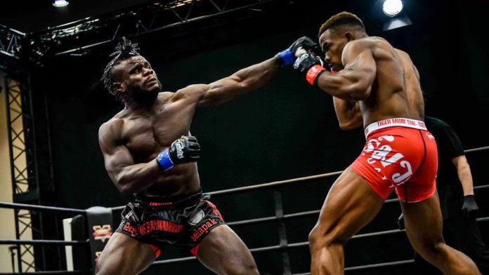 ONE Warrior Series 8: Onyedikachi defeats Morrris