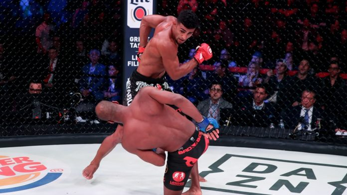 Douglas Lima becomes new welterweight champion at Bellator 233