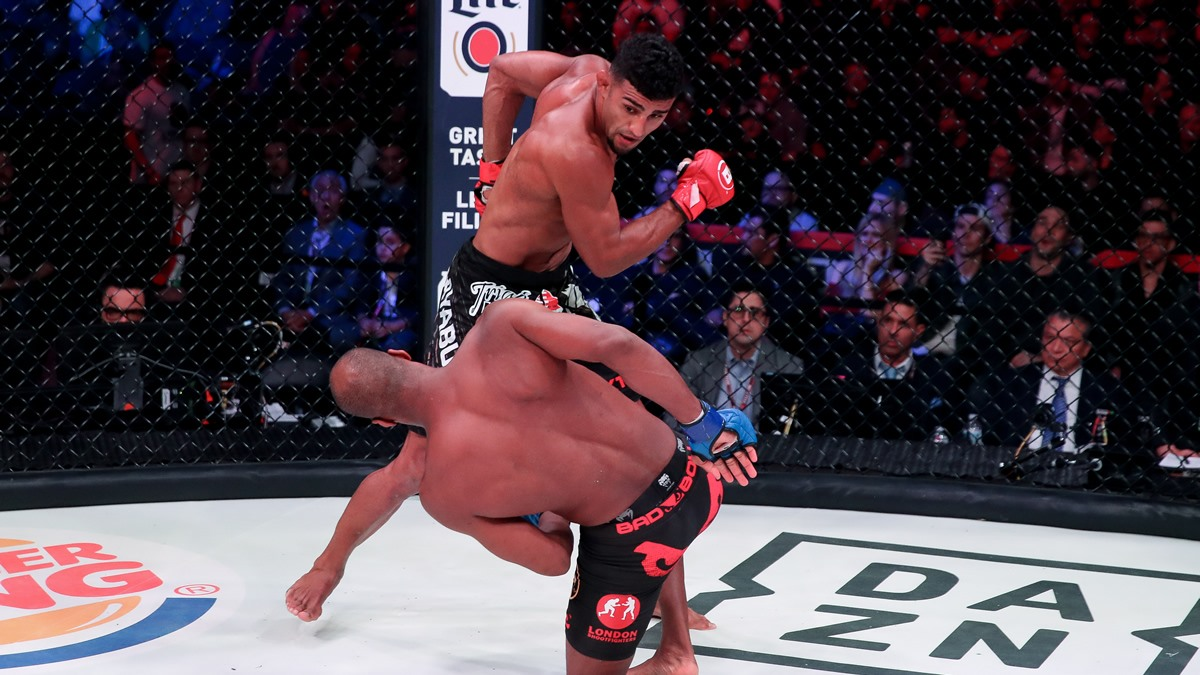 Lima looks for the second title, faces Mousasi at Bellator San Jose