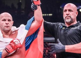 Fedor Emelianenko vs Rampage Jackson headlines Bellator Japan