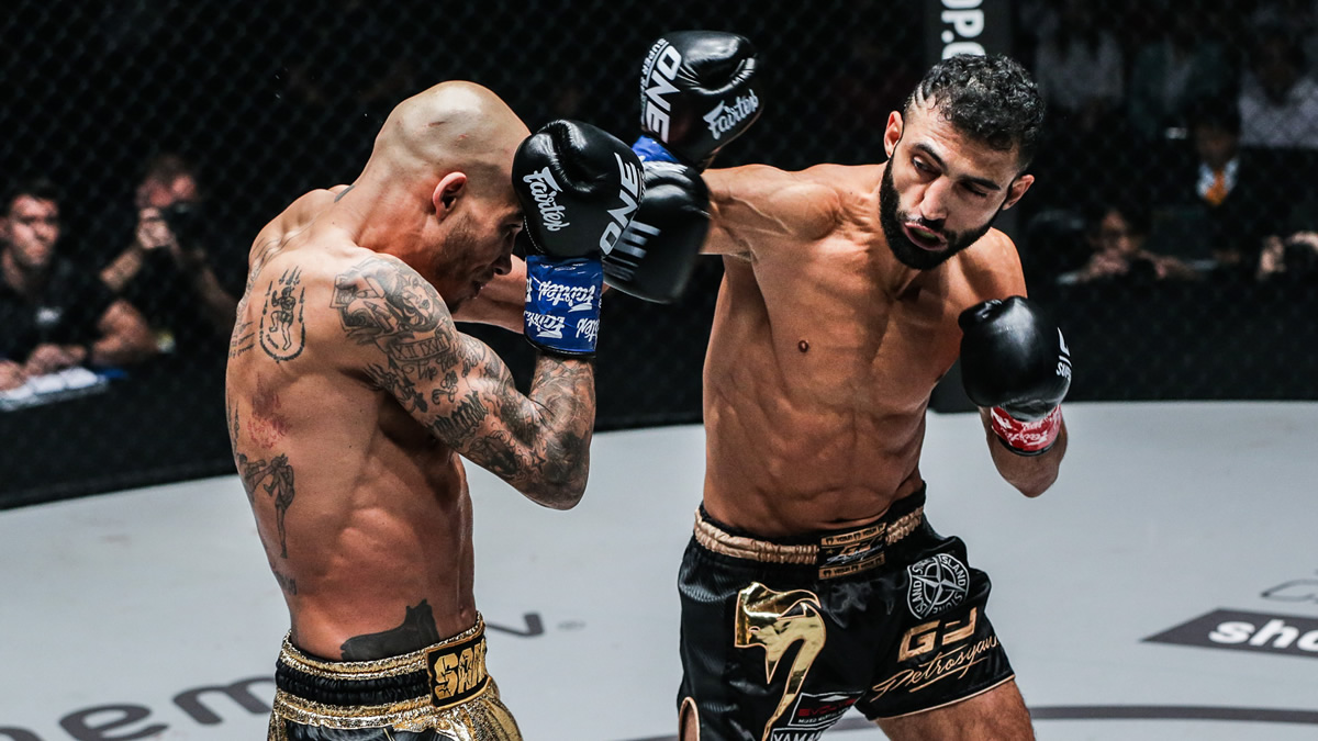 Petrosyan earns the biggest prize in kickboxing history