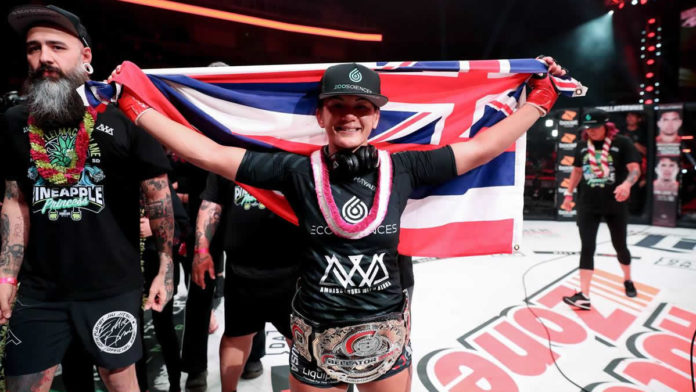 Ilima-Lei Macfarlane vs Kate Jackson headlines Bellator Hawaii