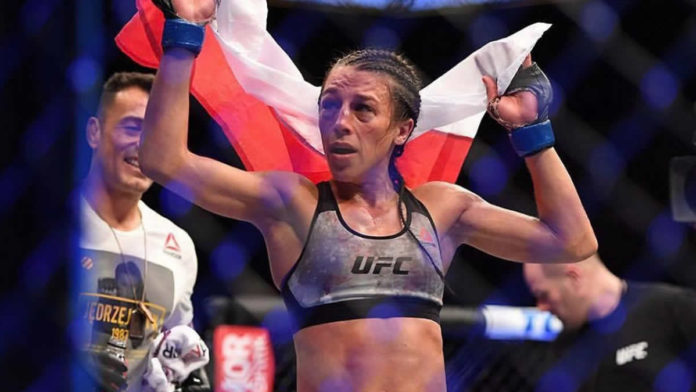 UFC Fight Night 161 results: Joanna Jedrzejczyk defeats Michelle Watterson
