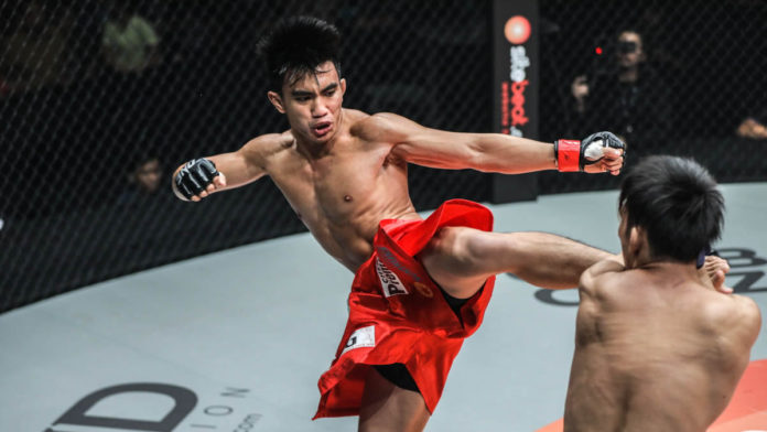 Joshua Pacio defends ONE Strawweight title against Rene Catalan