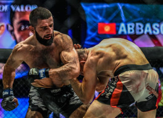 ONE Dawn of Valor results: Kiamrian Abbasov becomes new ONE Welterweight Champion