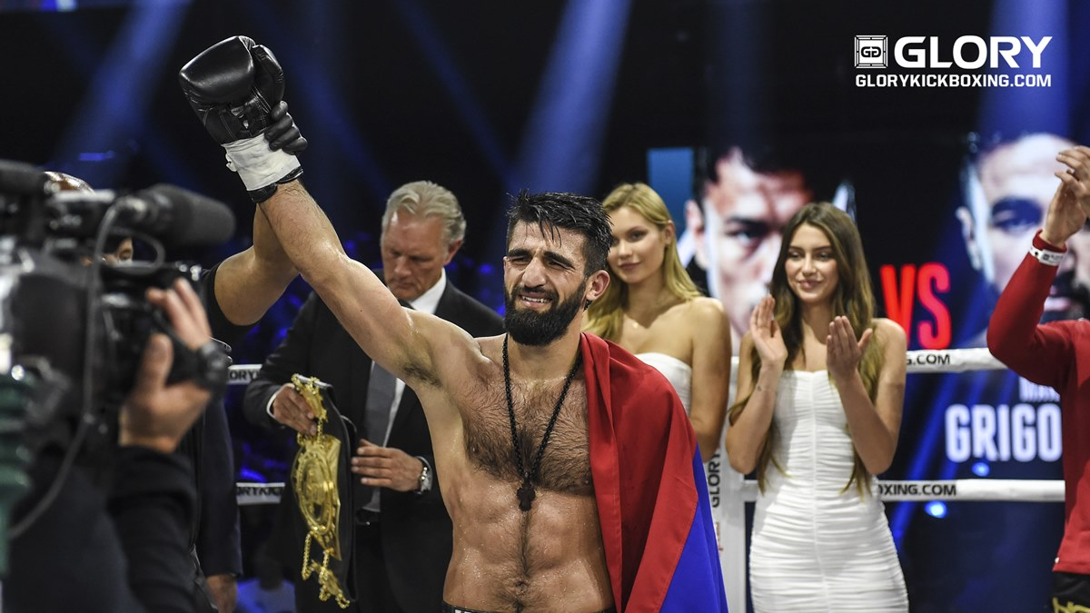 GLORY 69 results: Grigorian retains title by decision against Beztati