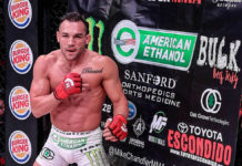 Michael Chandler faces Benson Henderson in the rematch at Bellator Japan