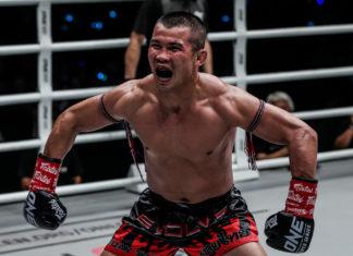 Nong-O Gaiyanghadao vs Saemapetch Fairtex headlines ONE Edge of Greatness