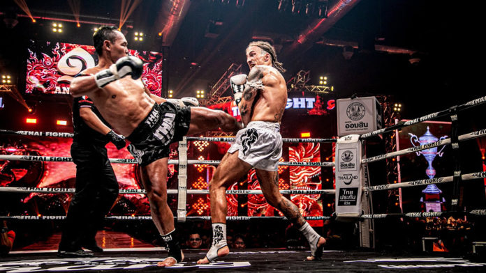 Fight Weekend: Saenchai partakes in Thai Fight Bang Saen