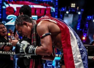 Thai Fight: Saenchai scores 49th straight win