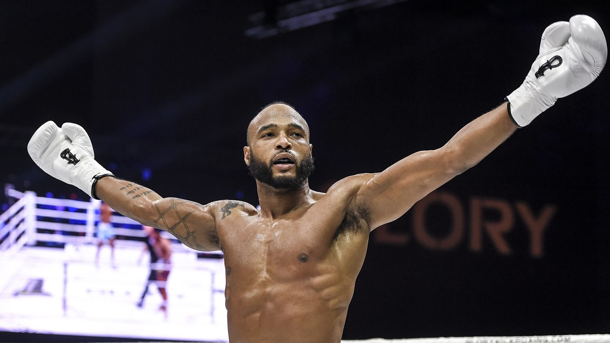 GLORY 70: Troy Jones replaces Cedric Doumbe