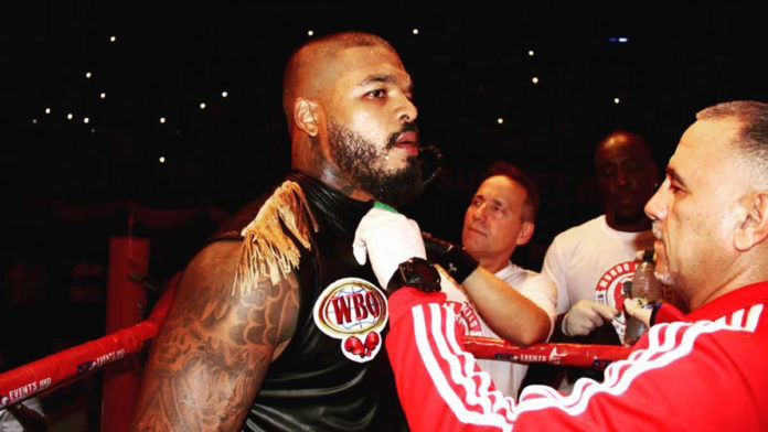 Tyrone Spong denies any use of PED