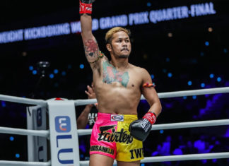 Muay Thai legend Yodsanklai Fairtex