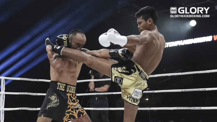 GLORY Kickboxing 71 and 72 fight cards finalized