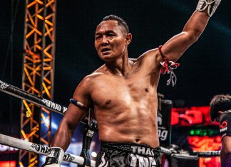 Saenchai defeats Alejandro Amicucci at Thai Fight Mae Sot