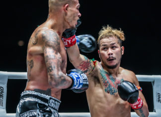 Yodsanklai Fairtex faces Jamal Yusupov at ONE Age of Dragons
