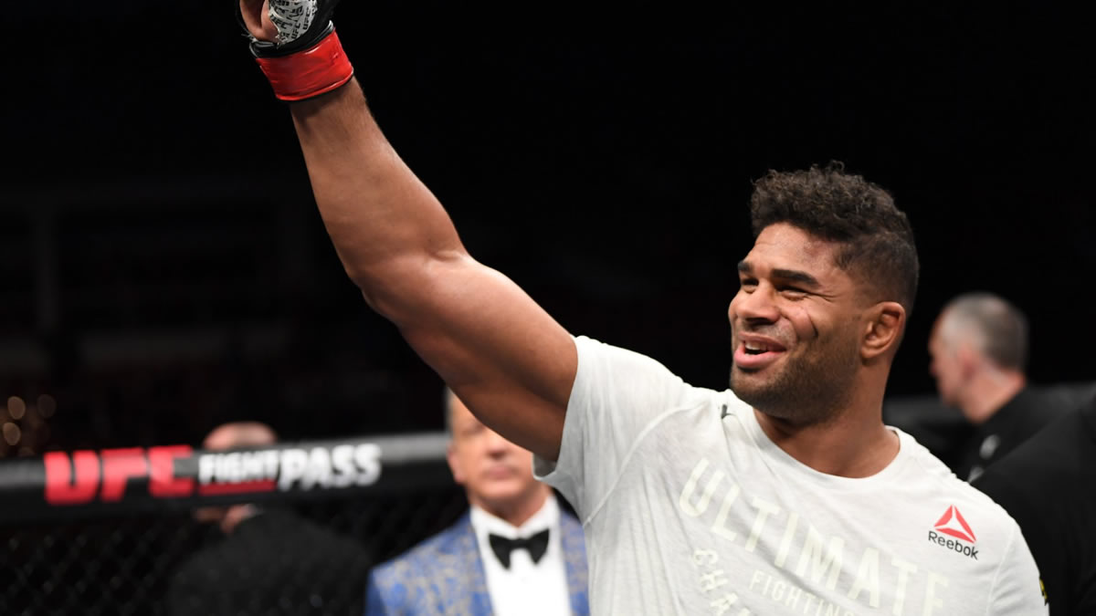 UFC Fight Night: Overeem vs. Harris full card