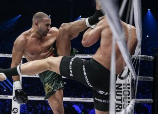 Badr Hari kickboxer of the 2019