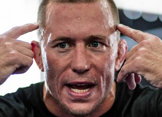 Georges St Pierre is a former two-division UFC champion