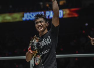 Joshua Pacio defends strawweight title against Alex Silva at ONE Championship Fire and Fury in Manila