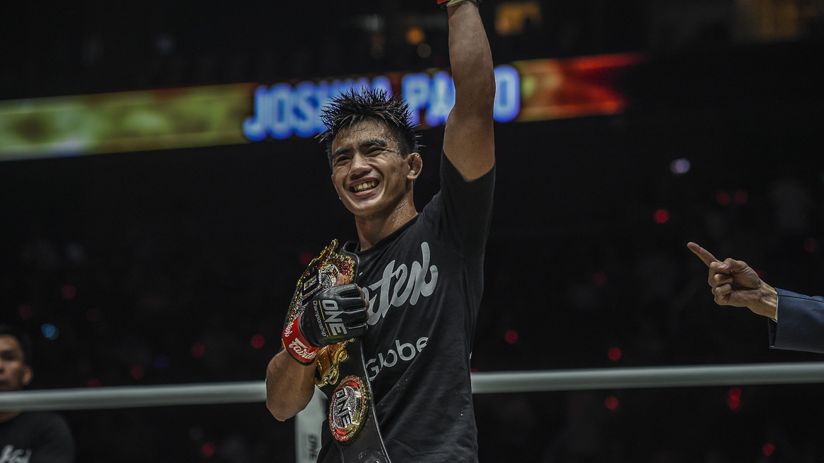ONE Championship 'Fire & Fury' fight card