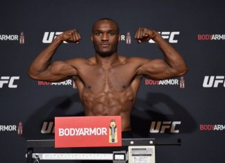UFC 245 Kamaru Usman vs Colby Covington official weigh-in results