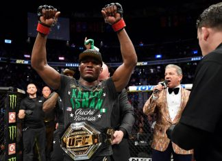 Kamaru Usman wants to fight Georges St-Pierre, not interested in Conor McGregor or Jorge Masvidal