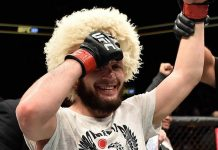 Khabib Nurmagomedov says Conor McGregor has to win ten fights in a row