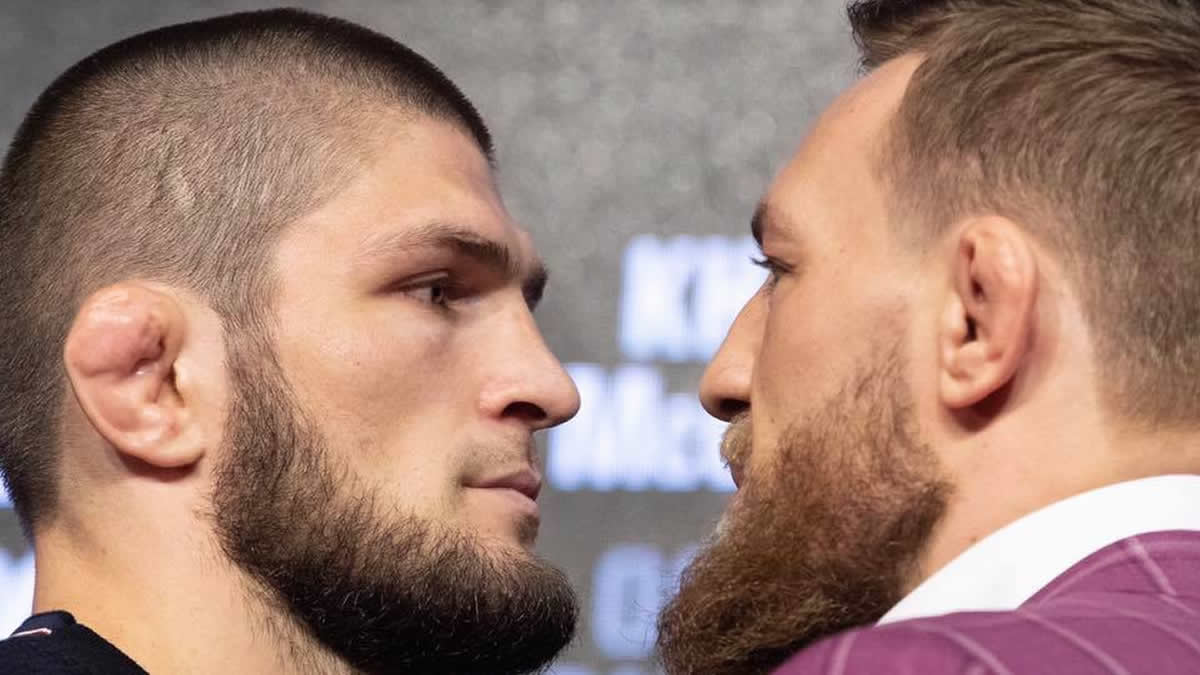 Khabib vs Mcgregor 2 only chance 'is in the street'