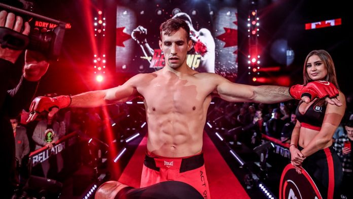 Rory MacDonald signs with Professional Fighters League