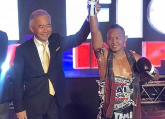 Saenchai victorious at Thai Fight Patong