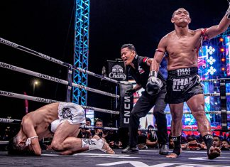 Saenchai victorious at Thai Fight