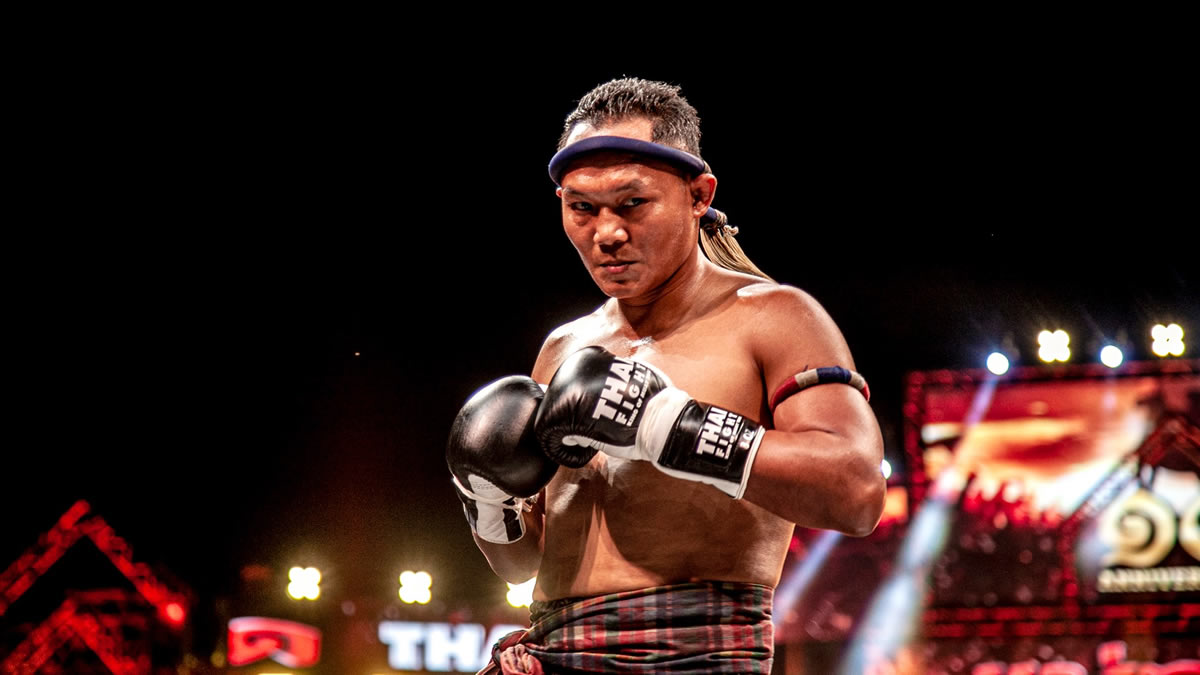 Saenchai defeats Shan Cangelosi in the rematch