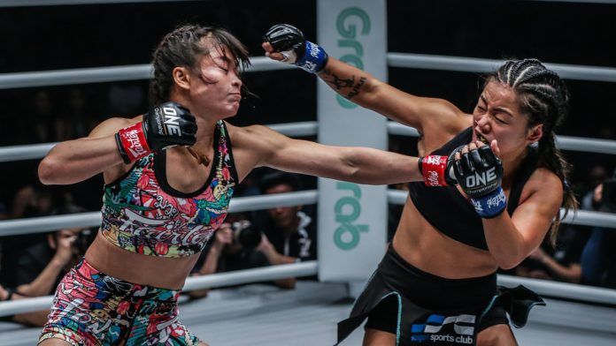 Stamp Fairtex vs Puja Tomar MMA bout co-headlines ONE A New Tomorrow in Bangkok
