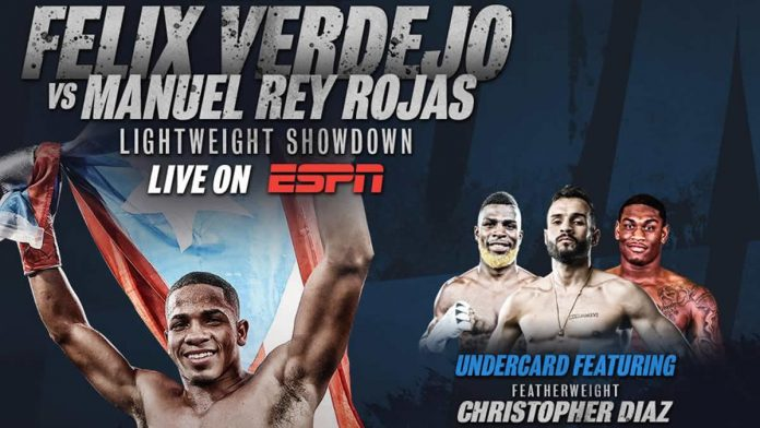Eleider Alvarez vs Michael Seals