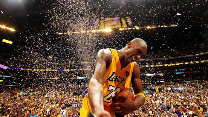 NBA legend Kobe Bryant