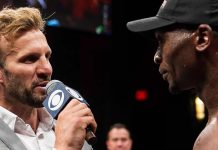 Carnage commentary at Lion Fight on CBS Sports Network