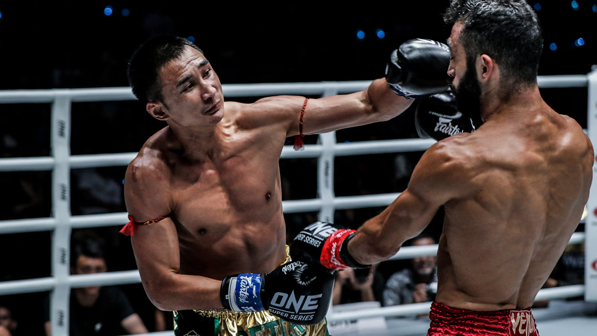 ONE Warrior's Code: Petchmorakot gets second new opponent