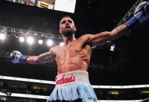 Caleb Plant defeats Vincent Feigenbutz by TKO in Round 10