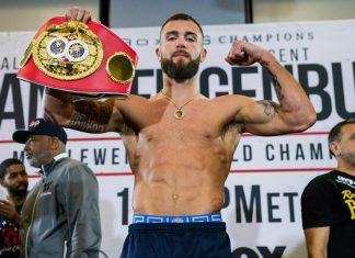 Caleb Plant vs Vincent Feigenbutz headlines the fight card live on FOX