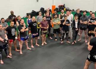 Carnage Muay Thai Seminar in Boston