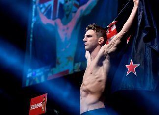 UFC lightweight Dan Hooker weighs-in