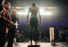 Deontay Wilder vs Tyson Fury weigh-in