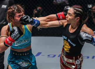 Janet Todd defeats Stamp Fairtex