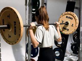 Tempo weight training