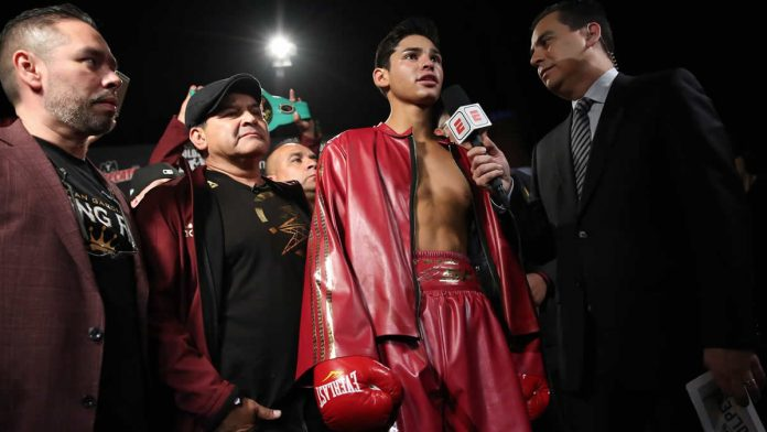 Ryan Garcia vs Francisco Fonseca headlines the fight card live on DAZN